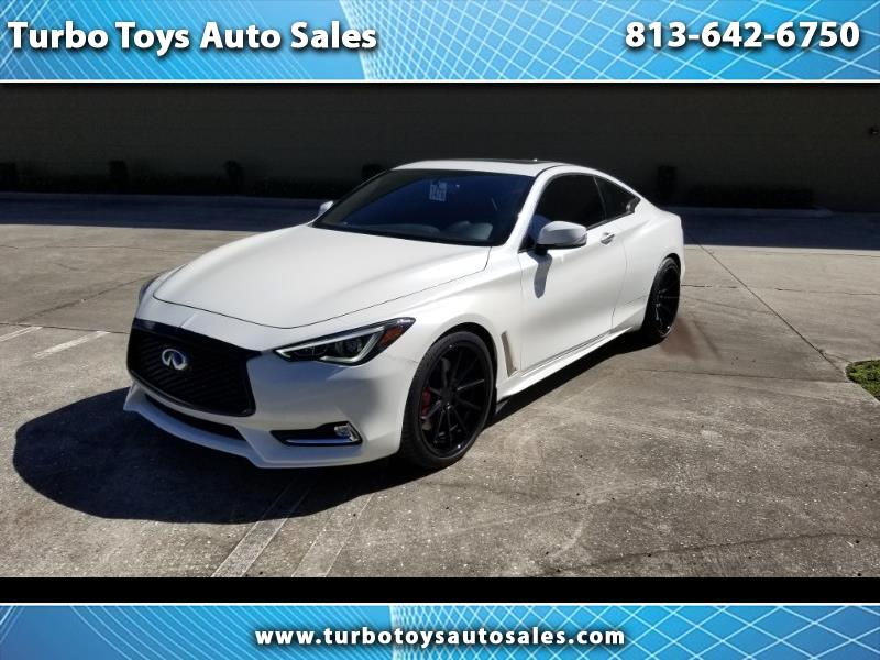 Buy Here Pay Here Tampa >> Buy Here Pay Here 2018 Infiniti Q60 For Sale In Tampa Fl 33614