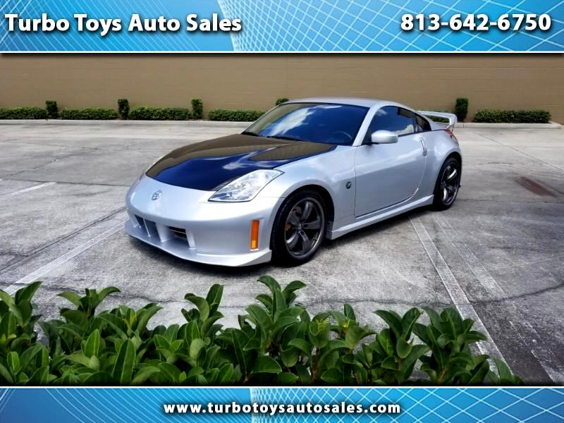 2008 Nissan 350Z NISMO Coupe