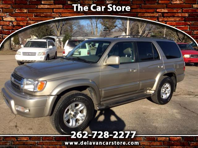 2001 Toyota 4Runner Limited 4WD