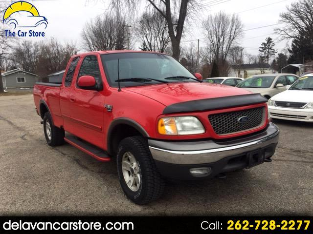 "2003 Ford F-150 4WD SuperCab 133"" FX4"