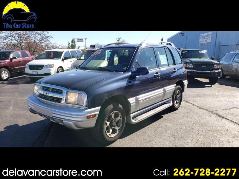 Chevrolet Tracker LT 4-Door 4WD 2001