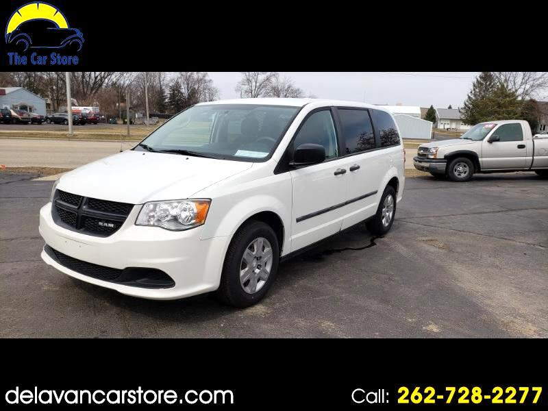 2012 Dodge Cargo Van Base