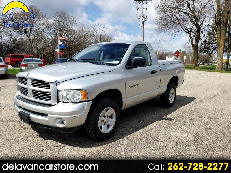 Dodge Ram 1500 SLT Short Bed 4WD 2003