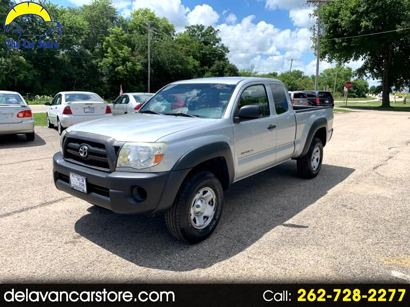 Toyota Tacoma Access Cab V6 Manual 4WD 2005