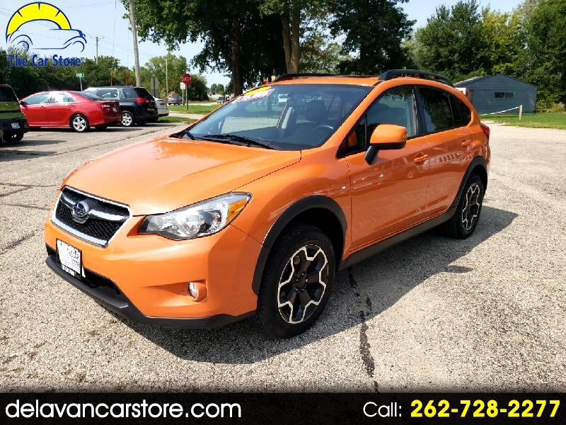 Subaru XV Crosstrek 2.0 Limited 2014