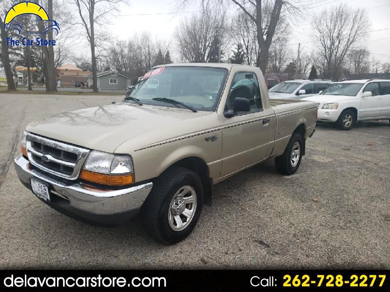 Ford Ranger XL Short Bed 2WD 2000