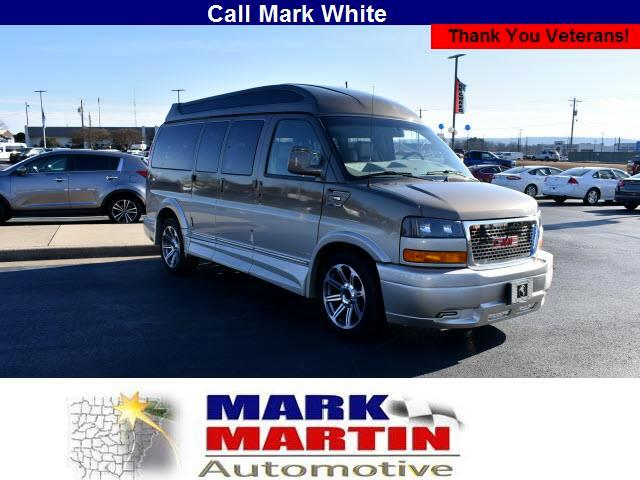 2015 GMC Savana 2500 Explorer Limited SE