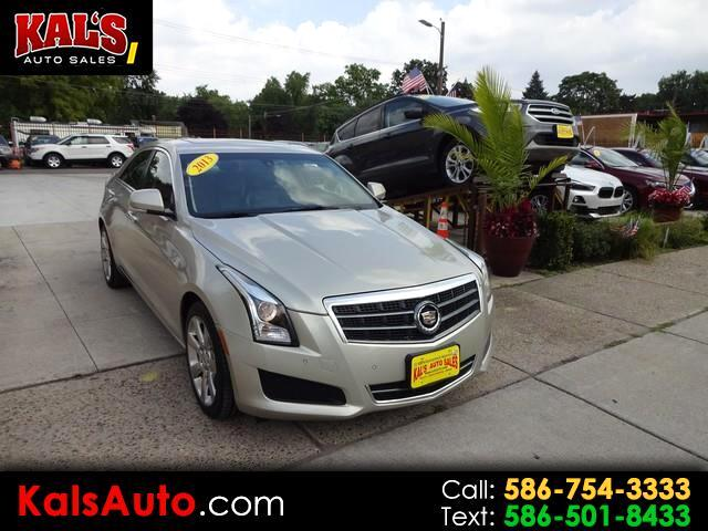 Cadillac ATS 3.6L Luxury AWD 2013