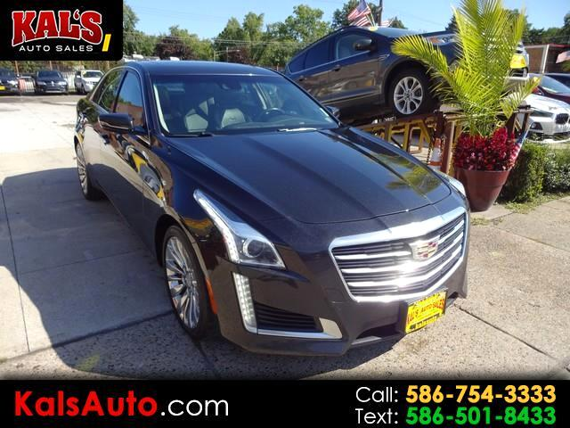 Cadillac CTS 2.0L Turbo Luxury AWD 2015