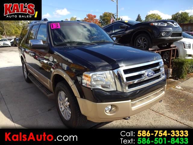 Ford Expedition King Ranch 4WD 2013