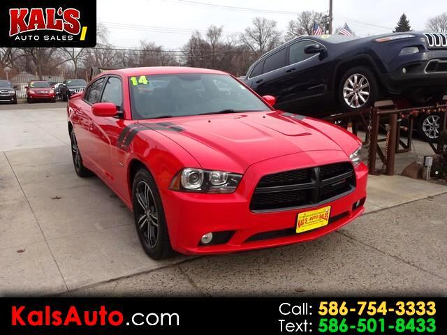 Dodge Charger 4dr Sdn R/T AWD 2014