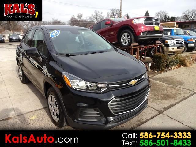 Chevrolet Trax LS FWD 2018