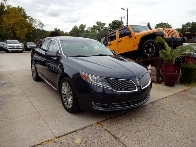 Lincoln MKS FWD 2014