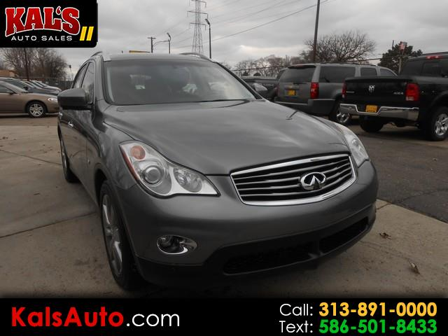Infiniti QX50 Journey AWD 2014