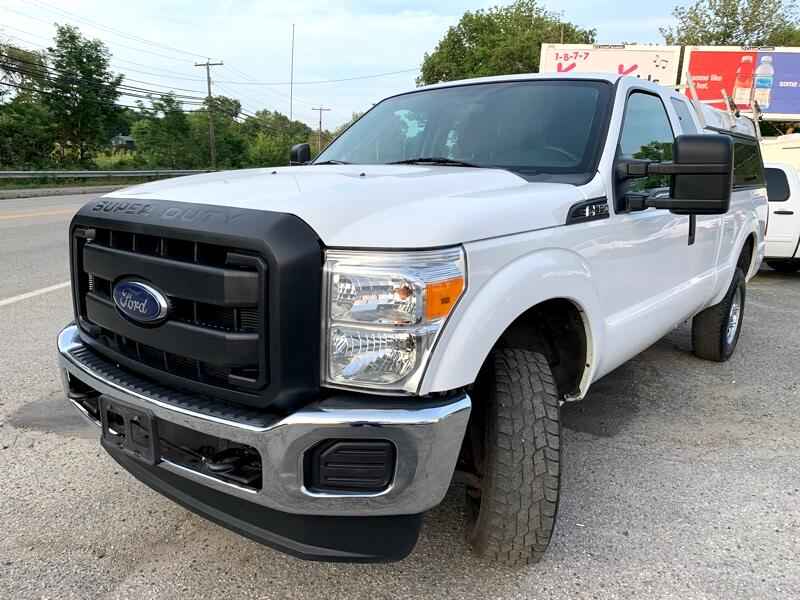 2014 Ford F-350 SD XLT SuperCab Long Bed 4WD