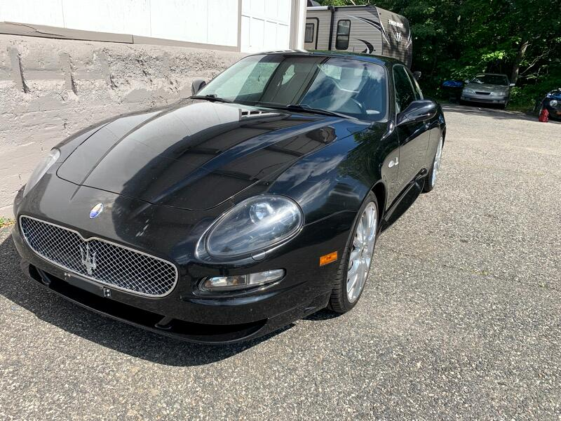 2005 Maserati GranSport 2dr Cpe
