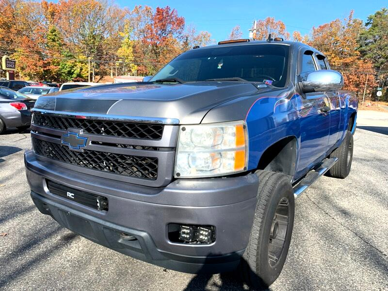 Chevrolet Silverado 2500HD LT1 Ext. Cab Std. Box 2WD 2008