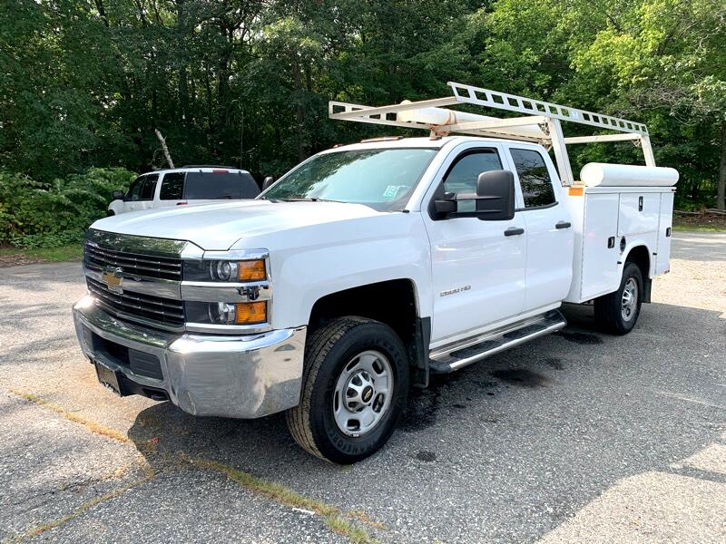 Chevrolet Silverado 2500HD Work Truck Double Cab 4WD 2015