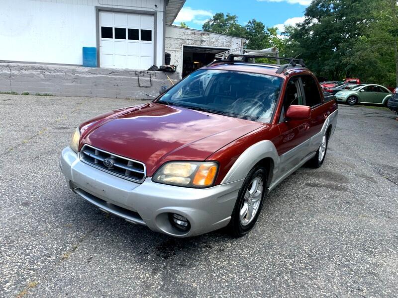 Subaru Baja LDT 2003