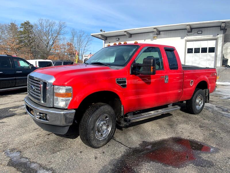 Ford F-250 SD XLT SuperCab Long Bed 4WD 2009