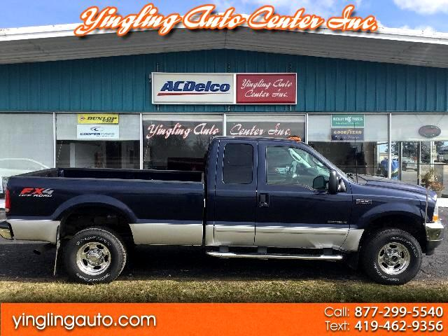 2003 Ford F-350 SD Lariat SuperCab Long Bed 4WD