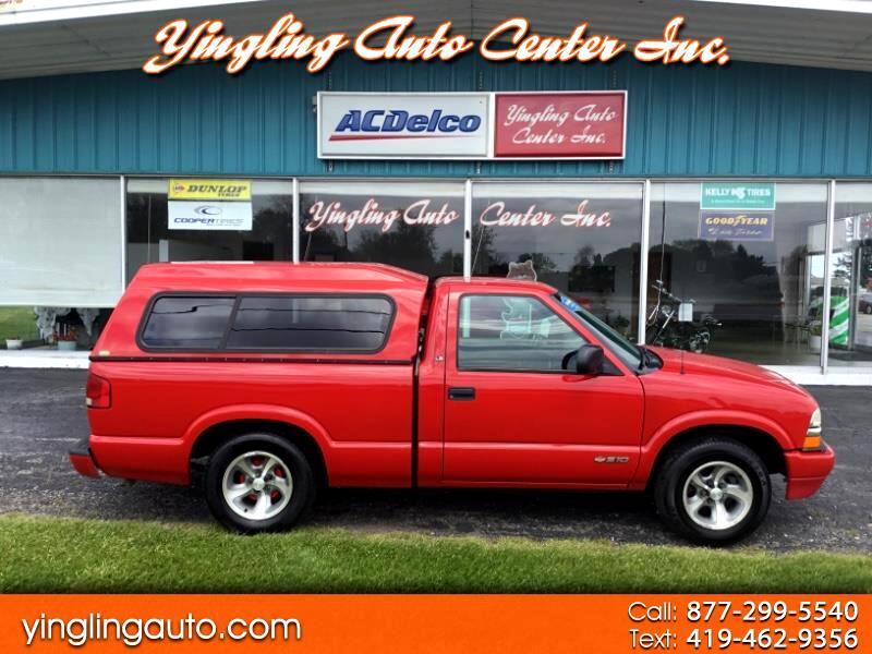 Chevrolet S10 Pickup LS Short Bed 2WD 1999