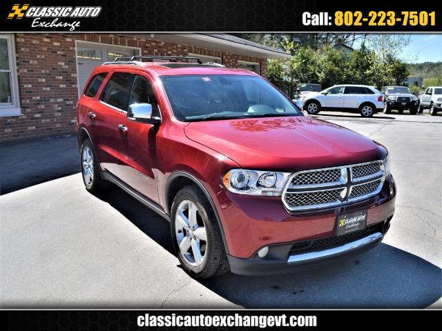 2013 Dodge Durango LIMITED CITADEL