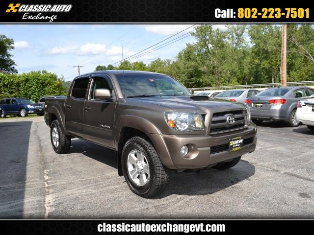 2010 Toyota Tacoma 4WD Double Cab V6 AT TRD Sport (Natl)