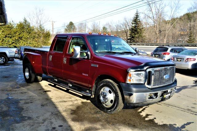 2007 Ford F-350 SD Lariat Crew Cab Long Bed DRW 2WD
