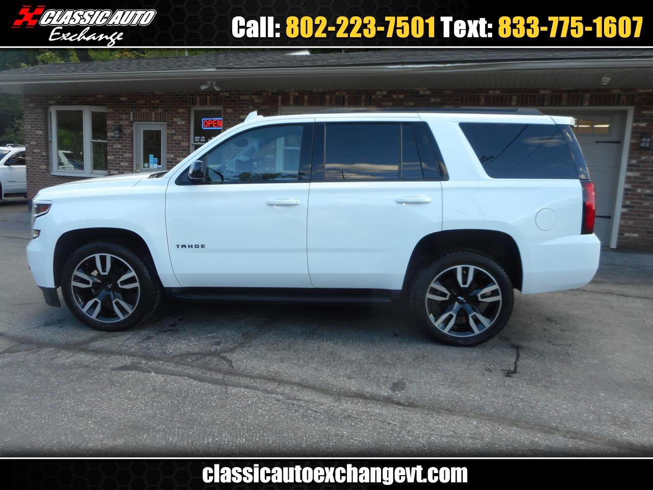 Chevrolet Tahoe RST 4WD 2020