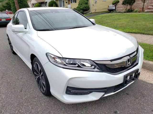 2017 Honda Accord EX-L Coupe CVT