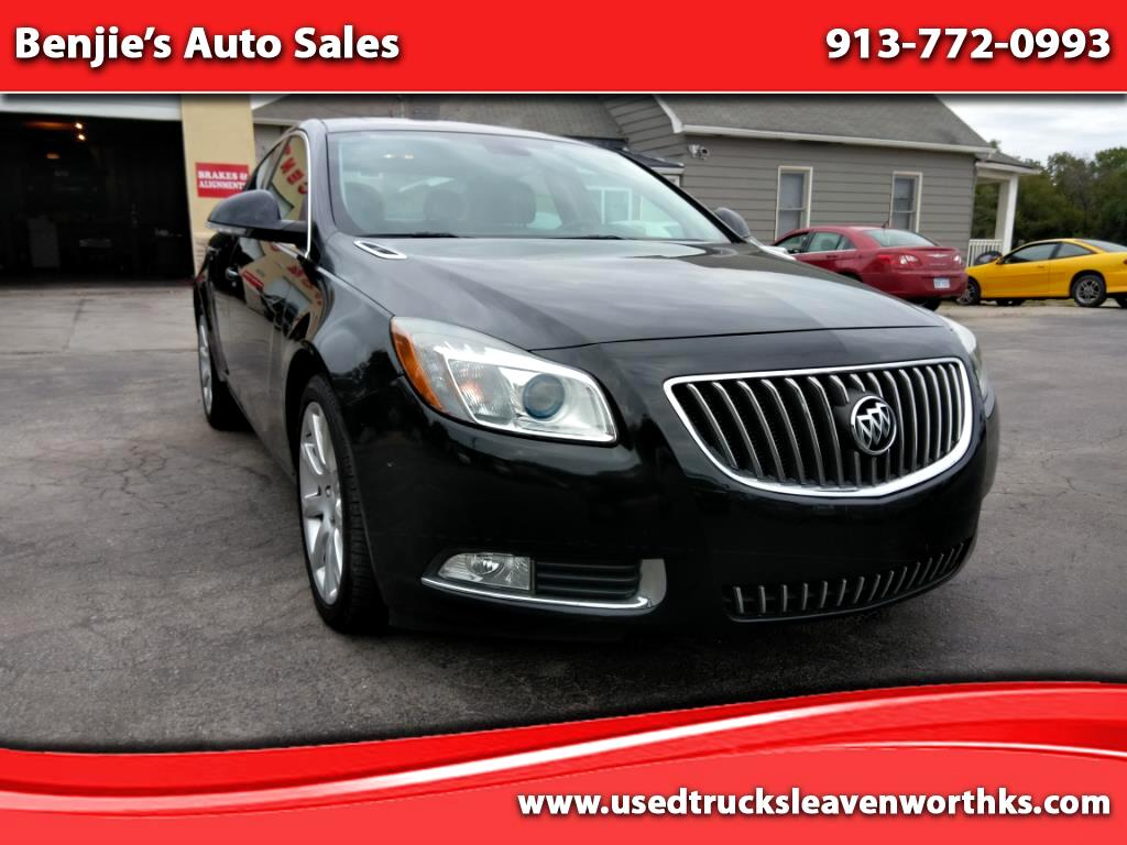 2013 Buick Regal Turbo Premium 3