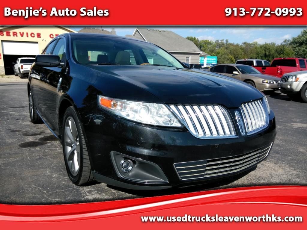 2010 Lincoln MKS 3.7L FWD