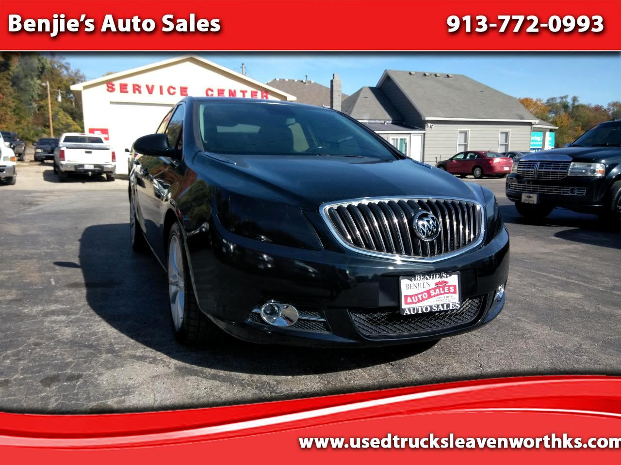 2013 Buick Verano Leather