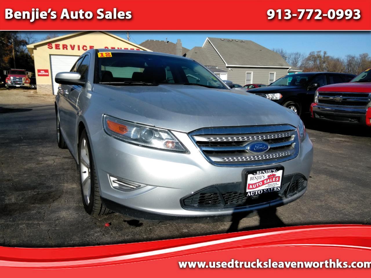 2012 Ford Taurus SHO AWD