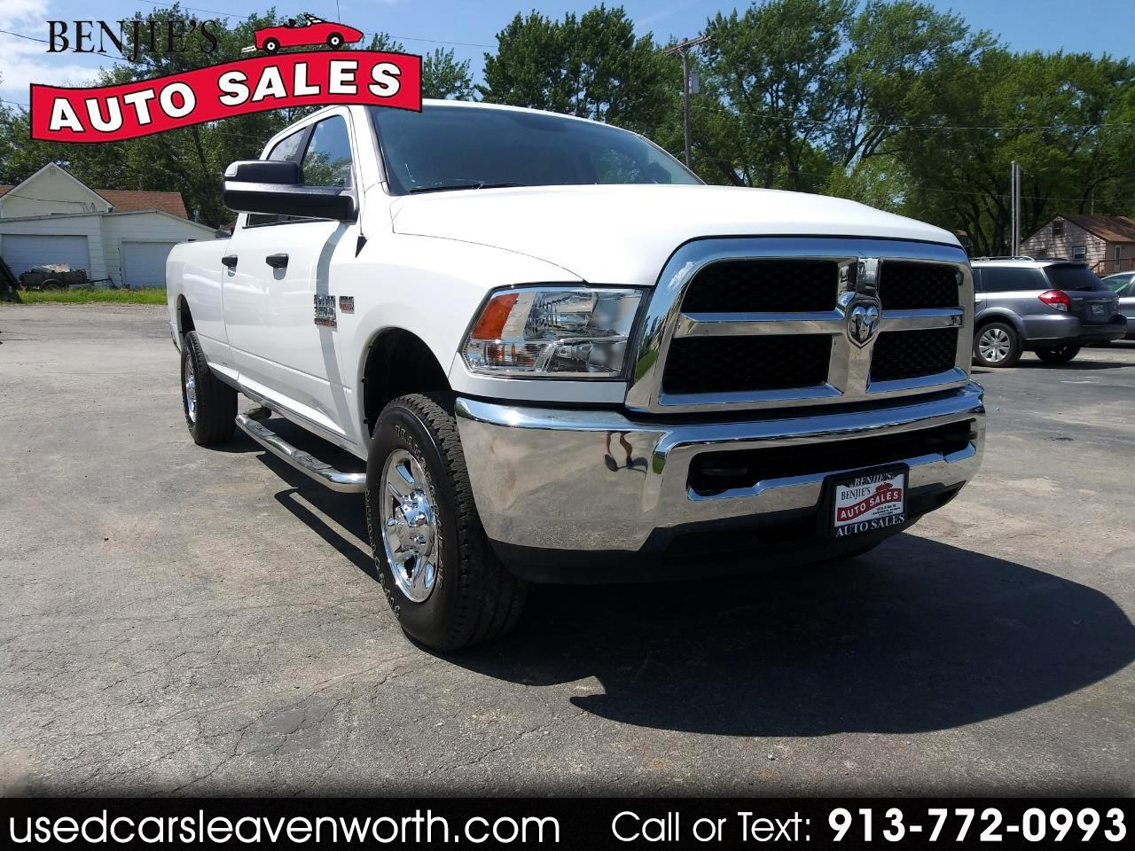 2018 Dodge Ram Pickup 3500 SLT Quad Cab Long Bed 4WD