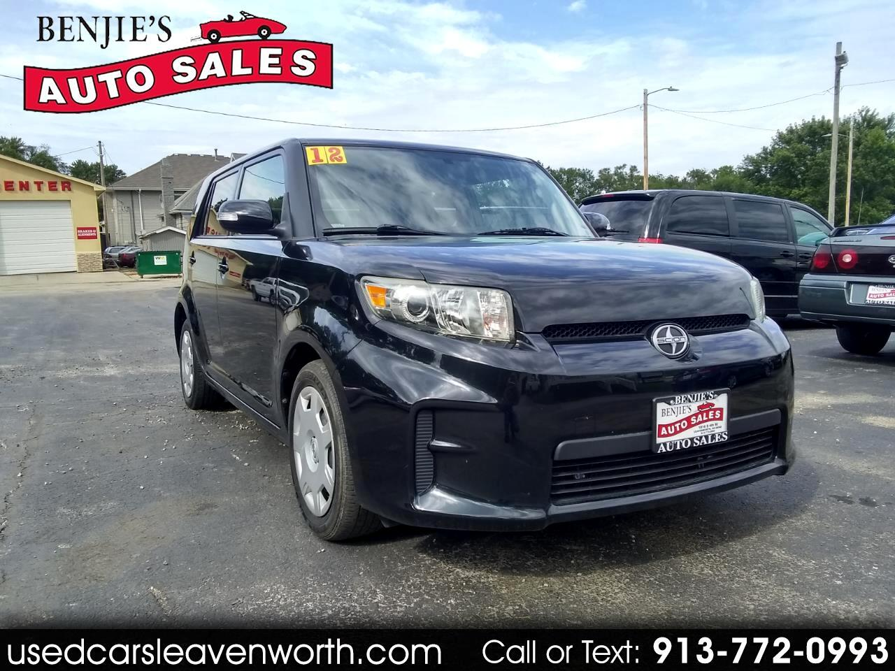 Scion xB Wagon 2012