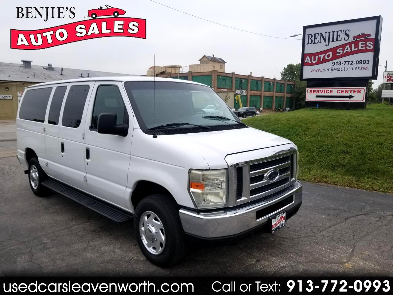 Ford Econoline E-350 XLT Super Duty 2008