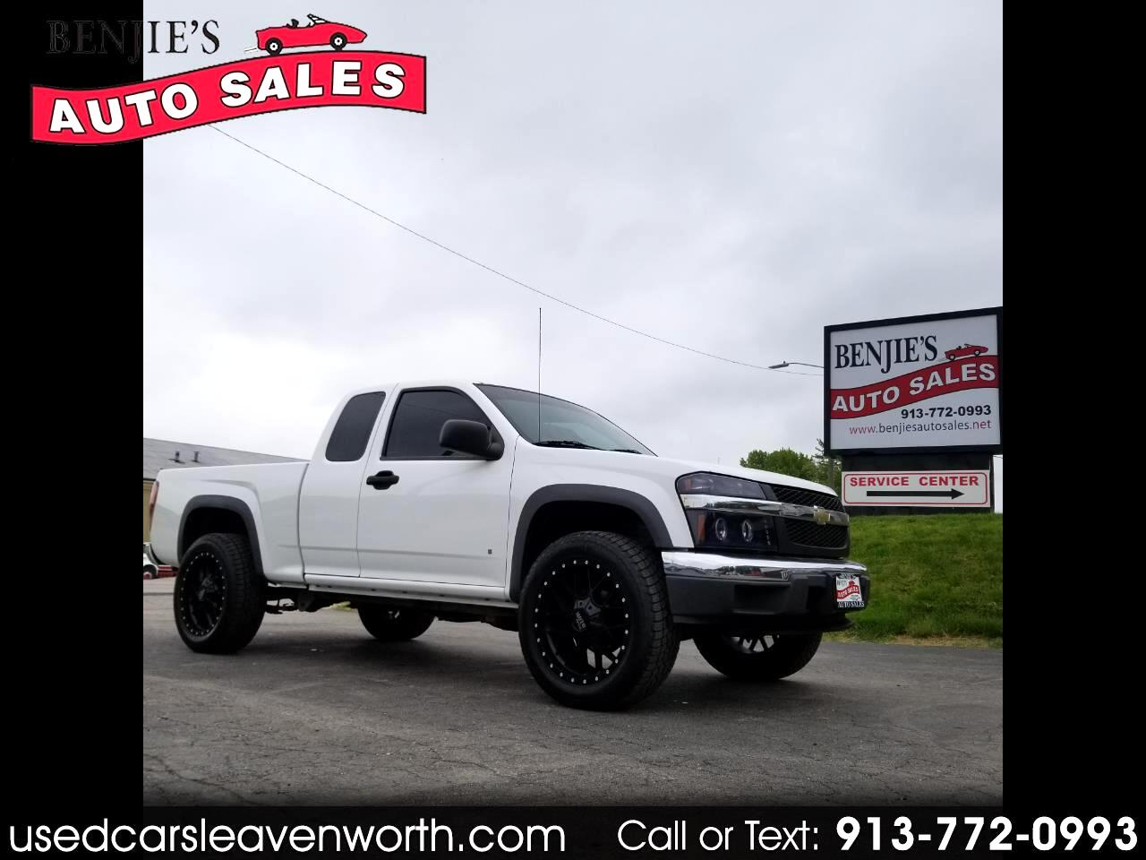 Chevrolet Colorado LT1 Ext. Cab 4WD 2007