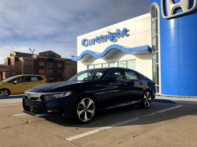 2018 Honda Accord Sedan 4dr i4 CVT Touring