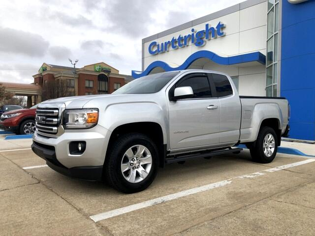 2017 GMC Canyon SLE Ext. Cab 2WD