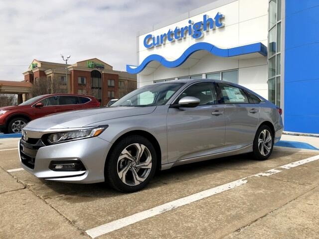 2018 Honda Accord EX-L 2.0T 10A