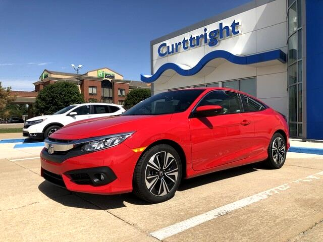 2018 Honda Civic EX-T Coupe CVT