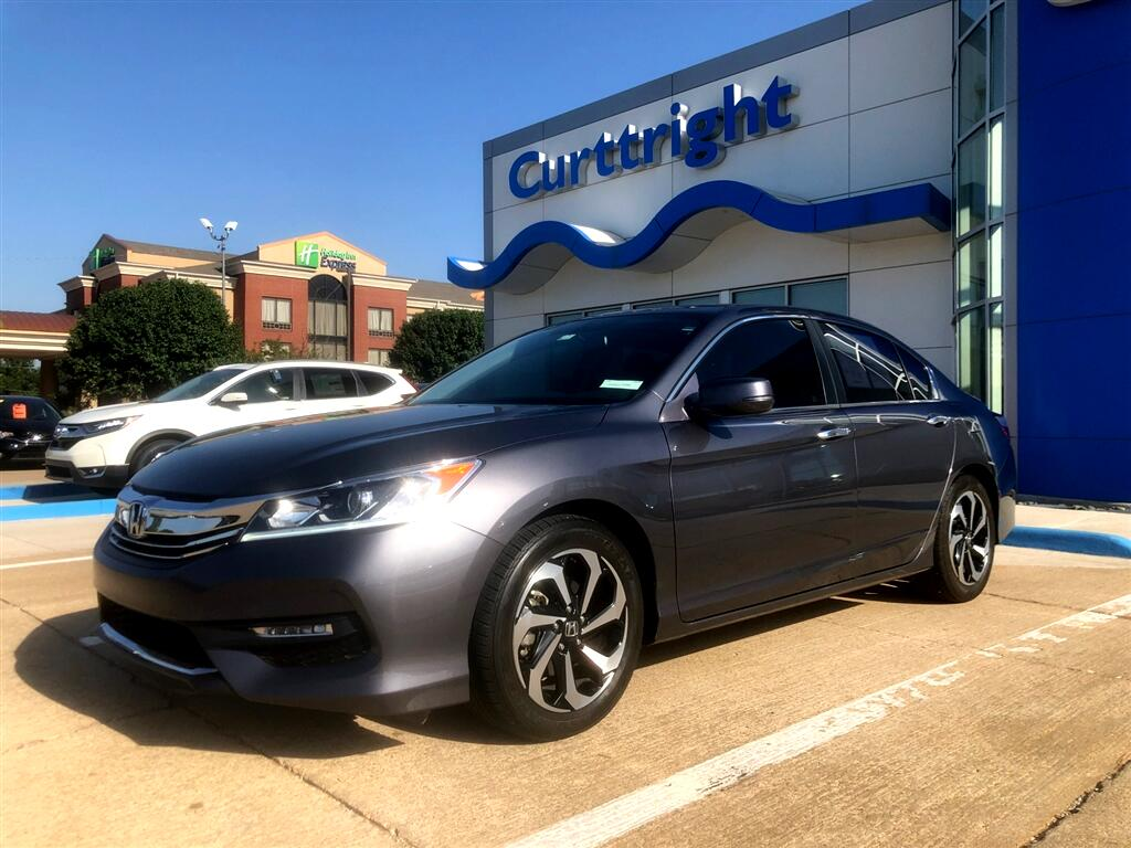 2017 Honda Accord EX-L Sedan CVT