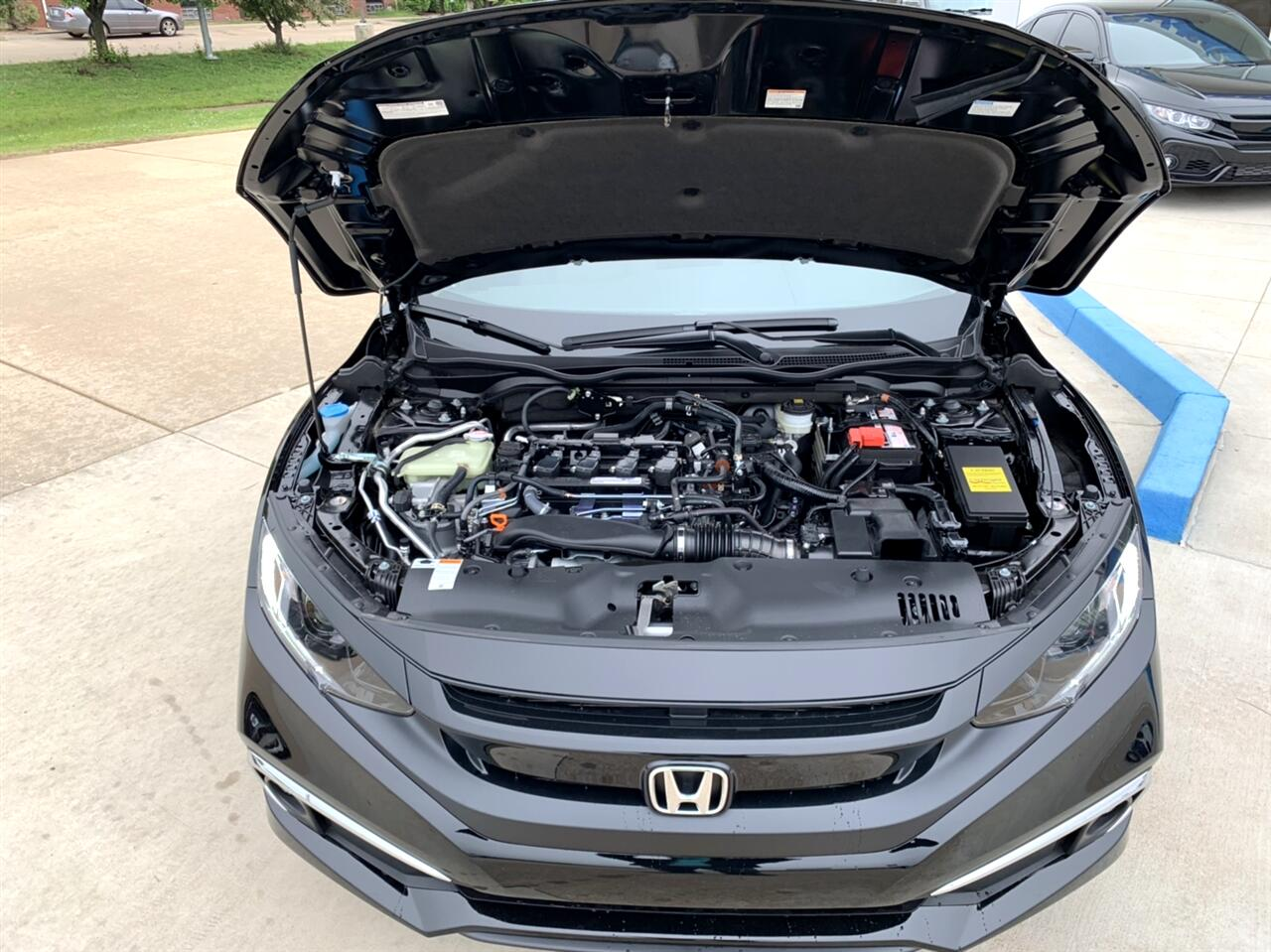 2019 Honda Civic EX-L Sedan CVT
