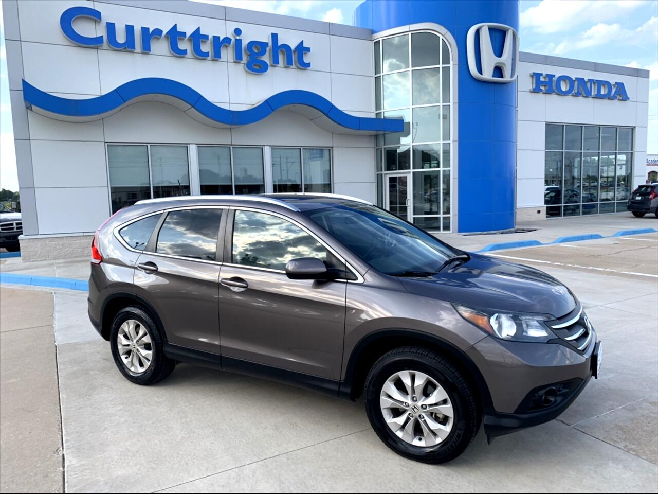 2014 Honda CR-V EX-L 2WD AT with Navigation