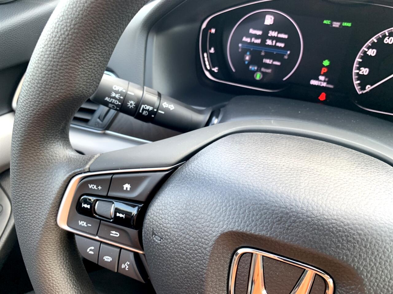 2019 Honda Accord EX CVT