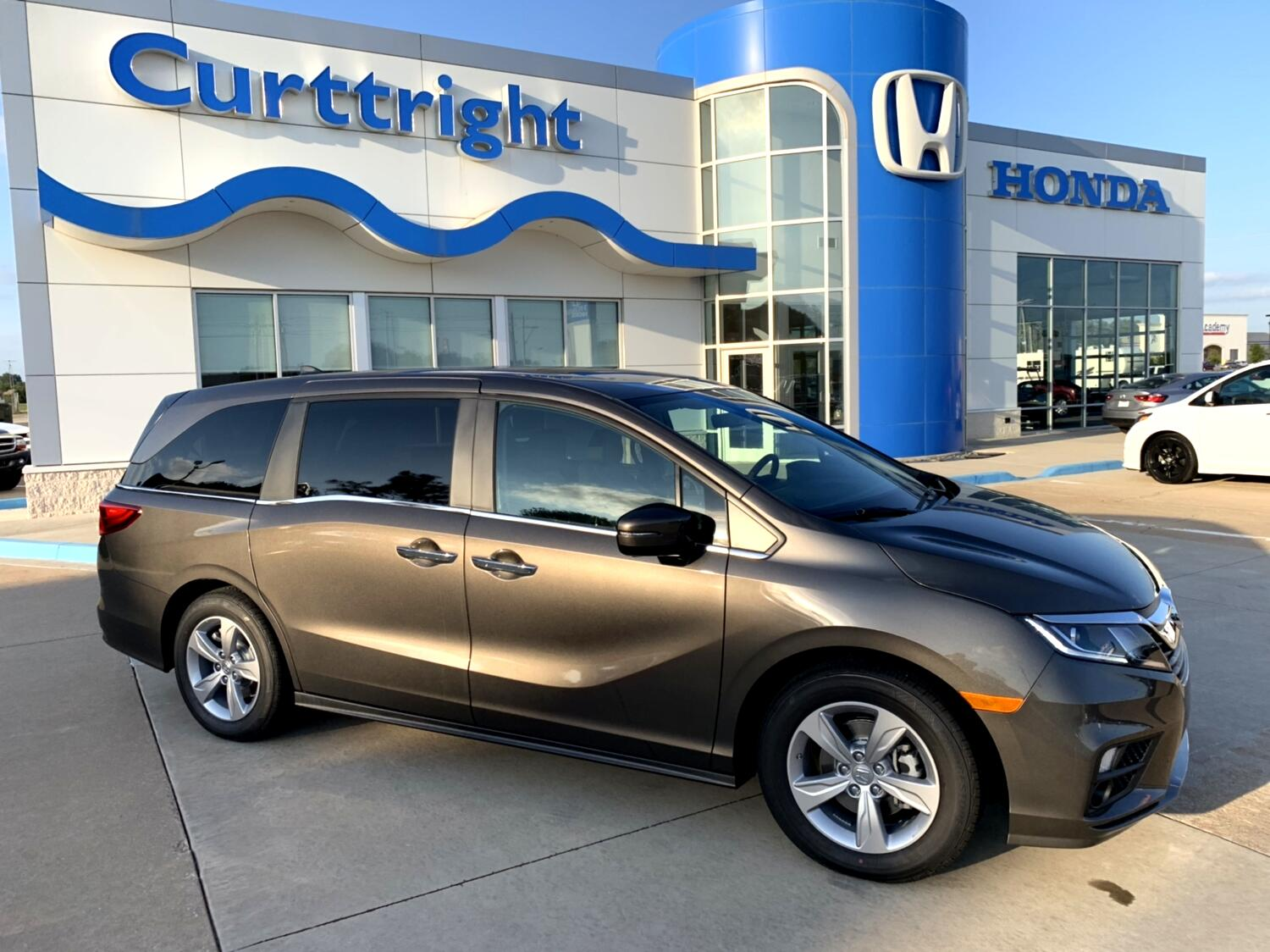 Honda Odyssey 5dr EX-L AT with RES & NAVI 2020