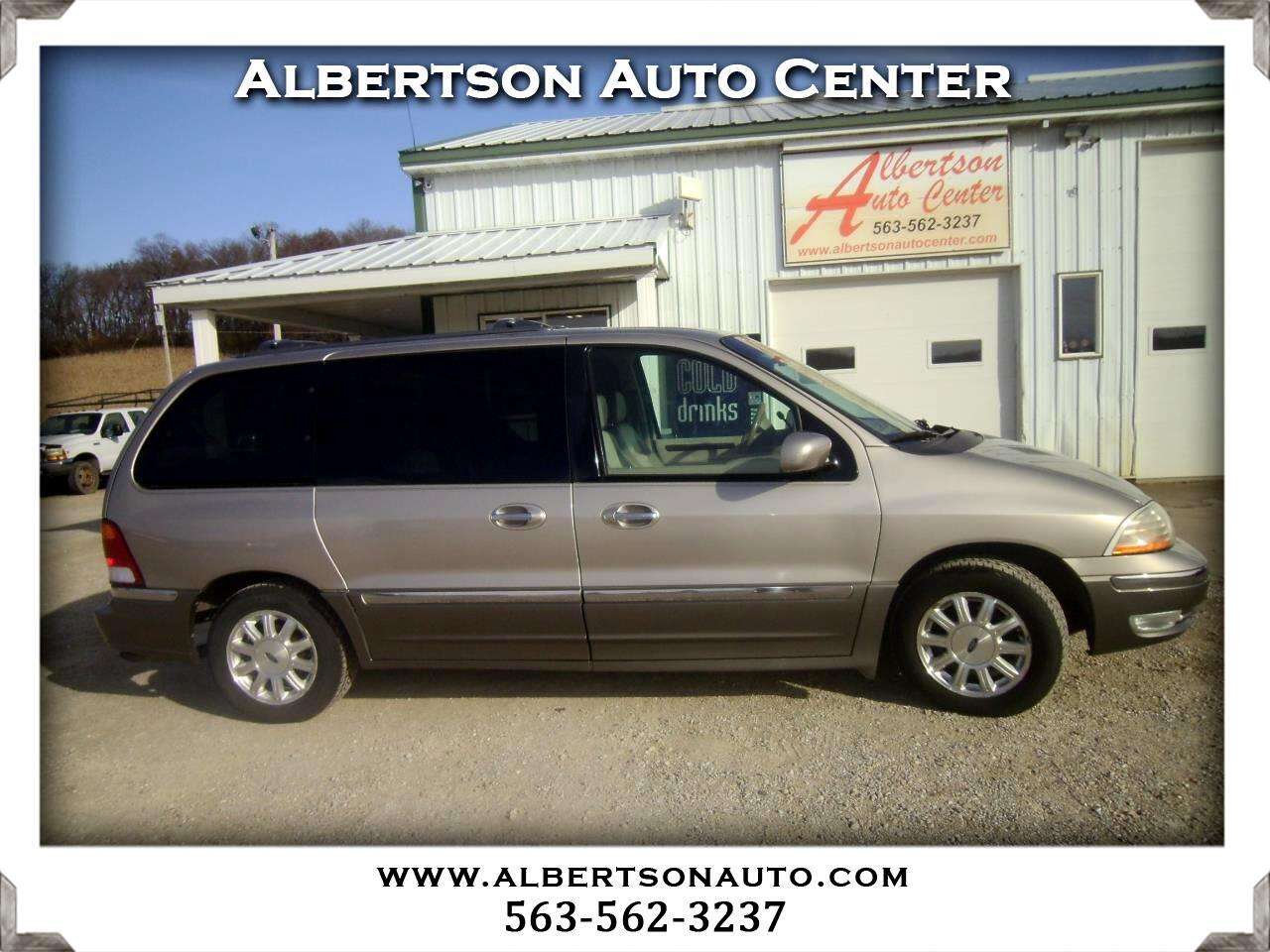 Used Cars For Sale Spillville Ia 52168 Albertson Auto Center 2003 Ford Windstar Sel 2000