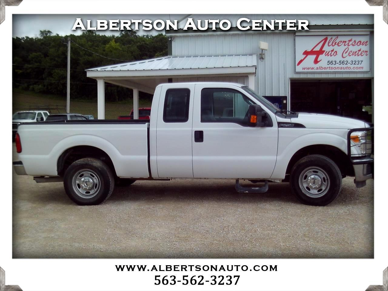 2016 Ford F-250 SD XLT SuperCab Long Bed 2WD